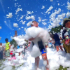 えひめこどもの城「泡フェス」