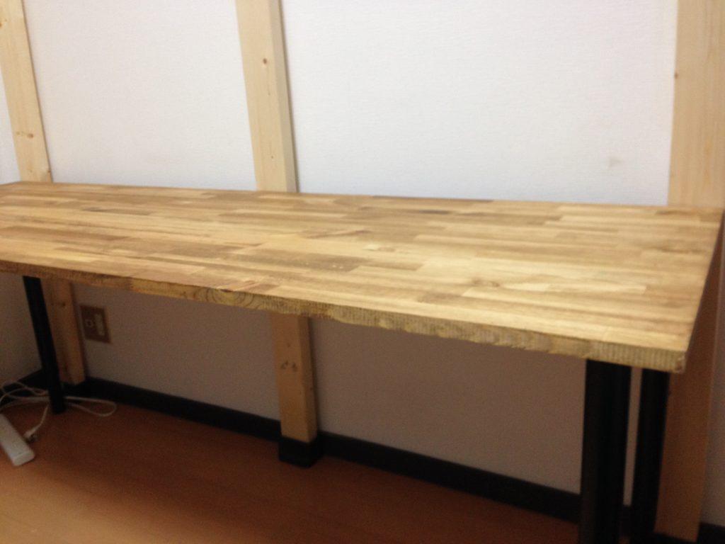 DIYの机