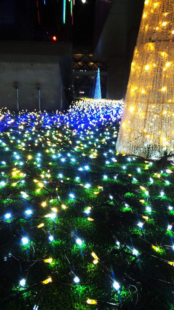 光の庭イルミネーション3