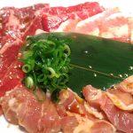 肉の盛り合わせ