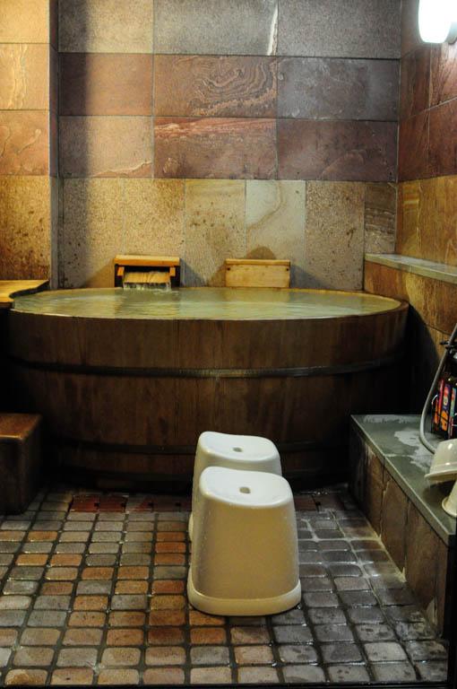 高野槇(小)のお風呂